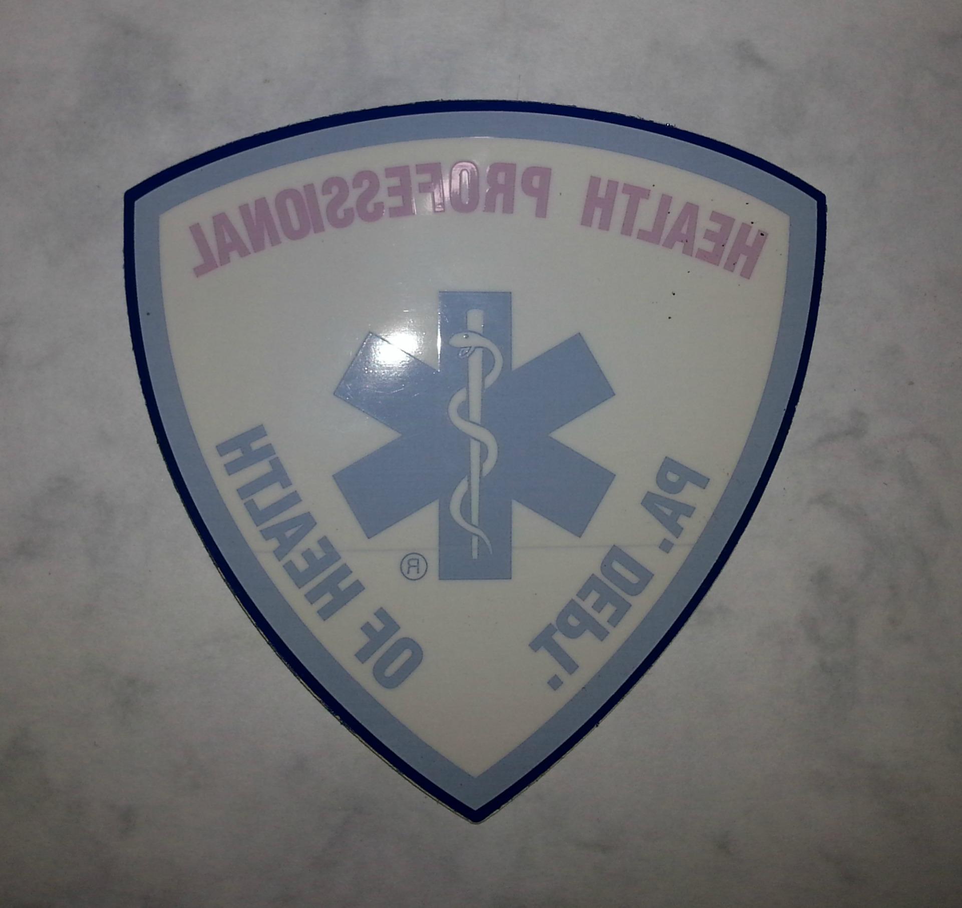 Pa Dept of Health EMS