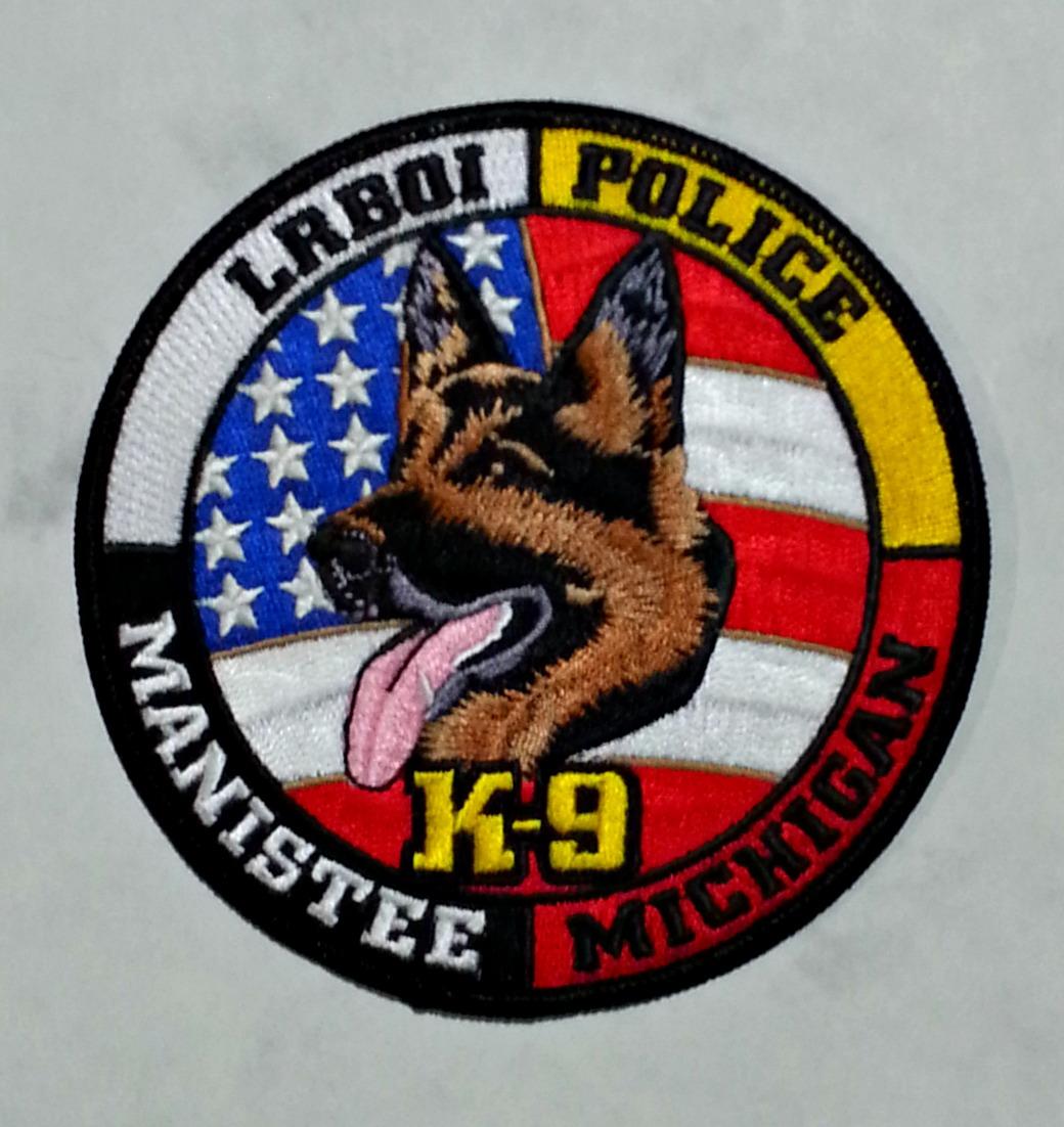 LRBOI Tribal Police K9