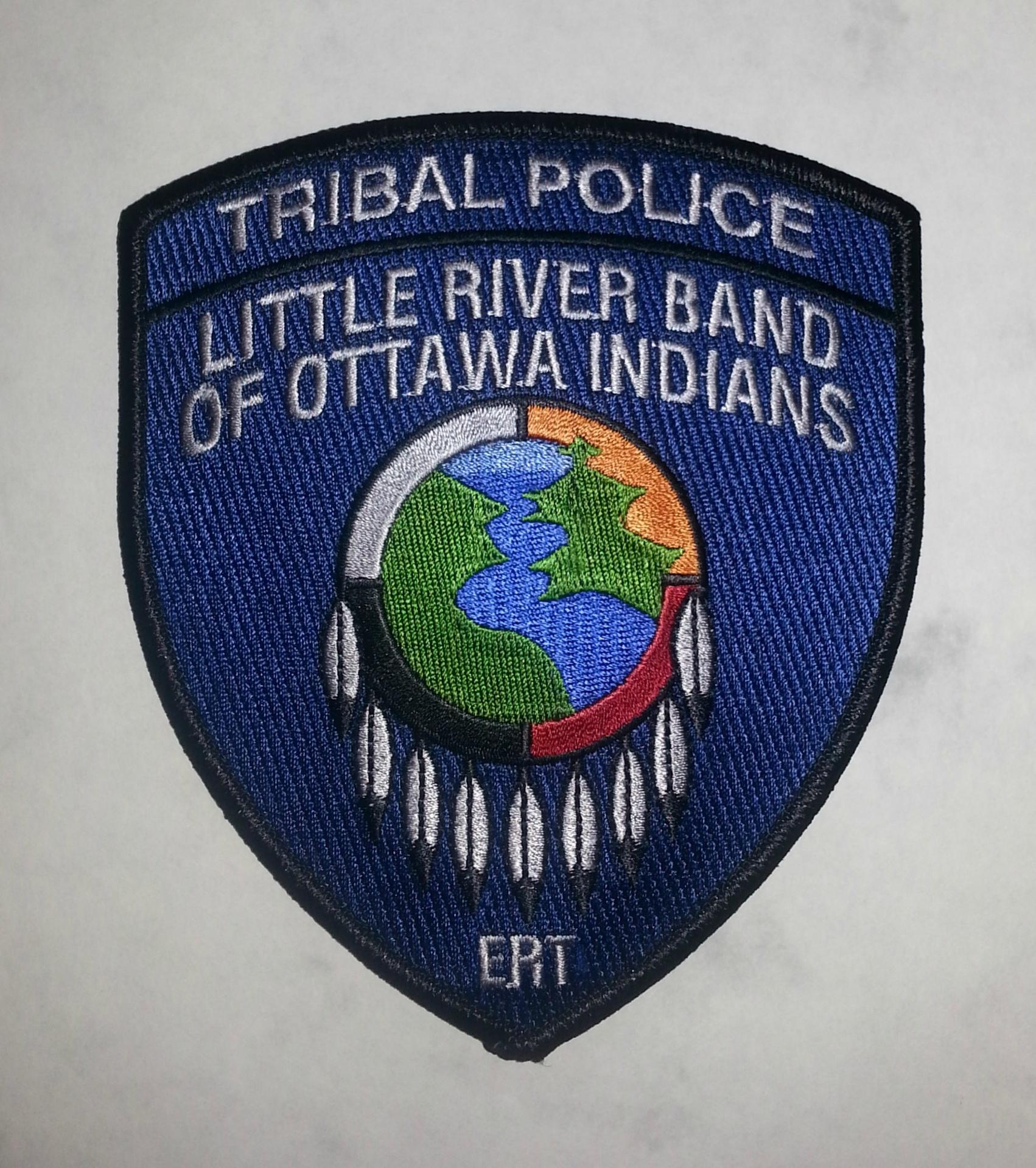 LRBOI Tribal Police ERT