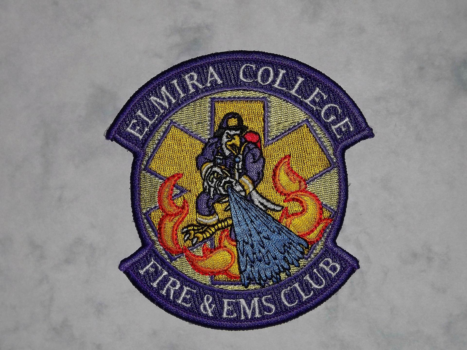 Elmira College Fire&EMS Club