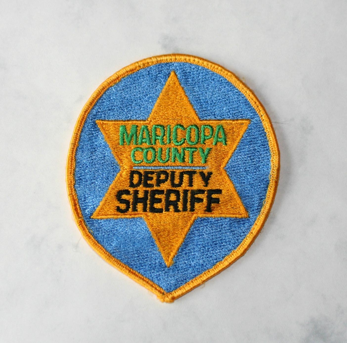 Maricopa County Az Sheriff