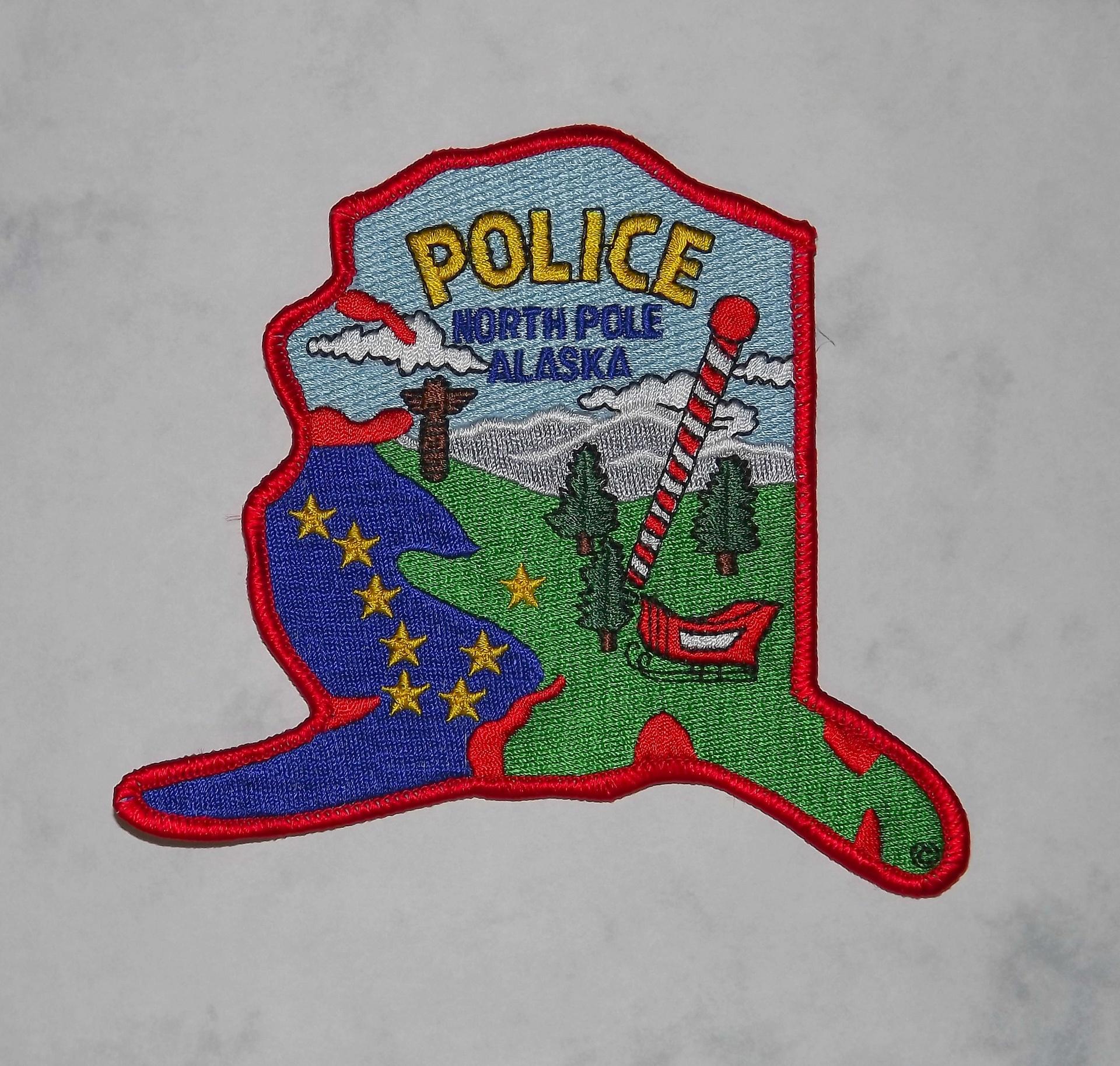 North Pole Alaska Police