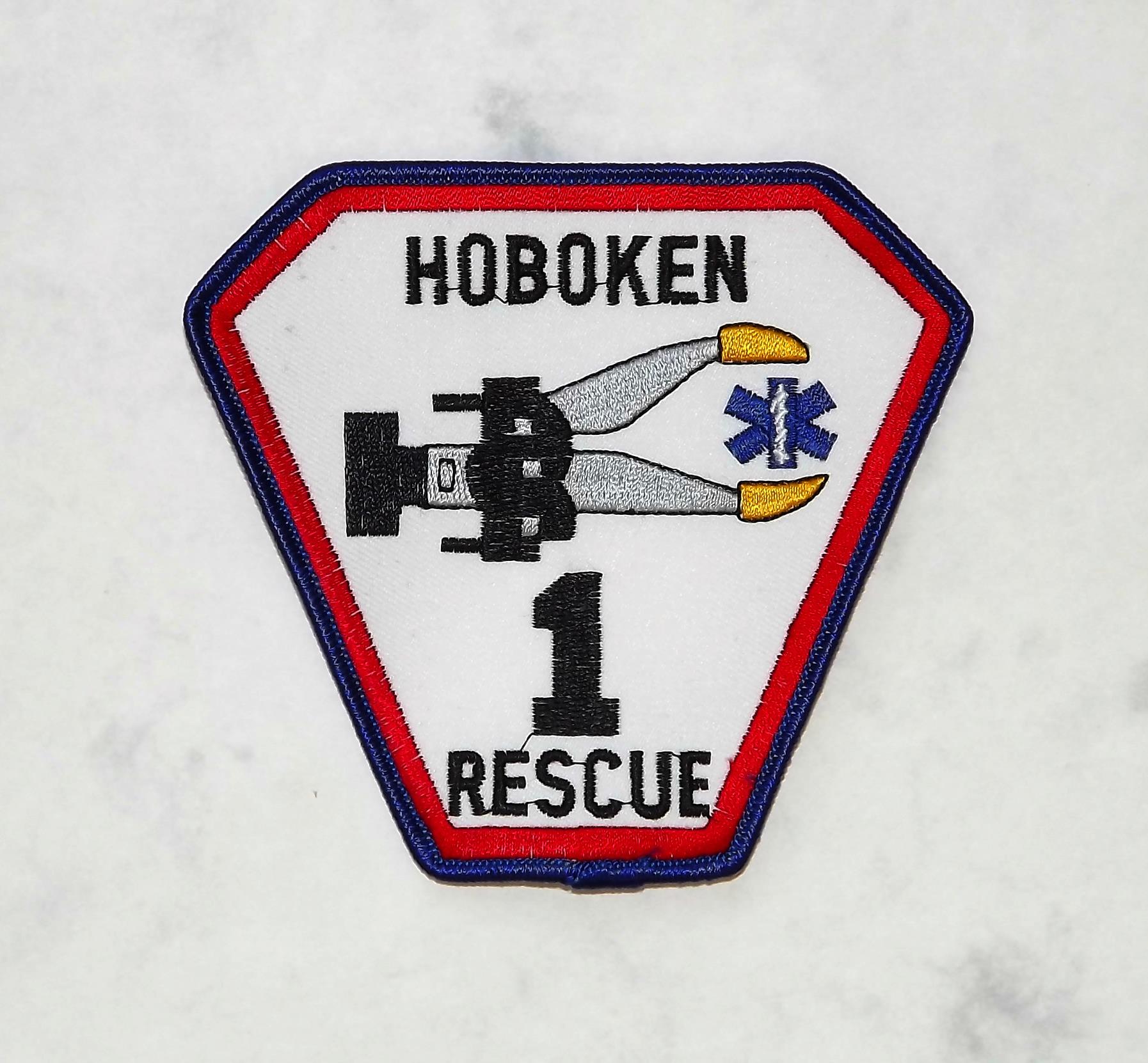 Hoboken Rescue 1