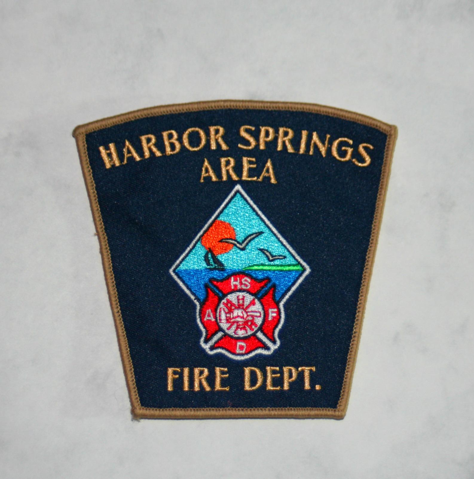 Harbor Springs Michigan Fire