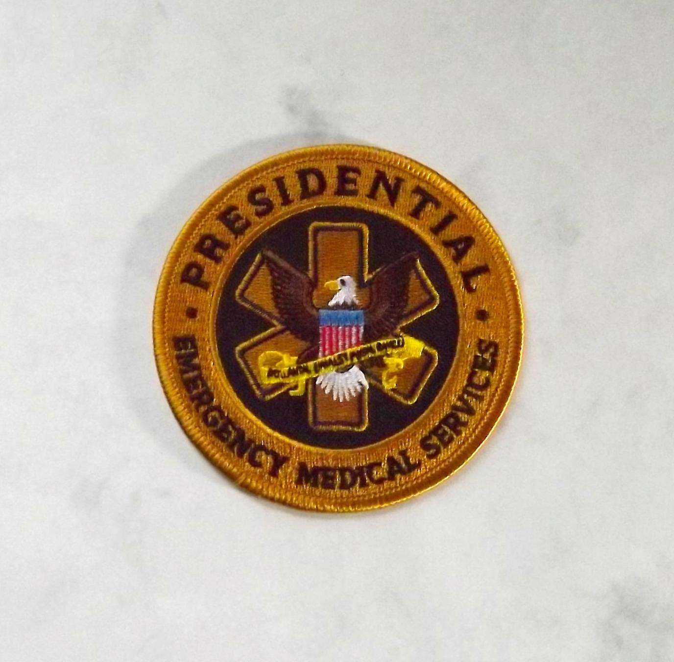 Washington DC White House Presidential EMS