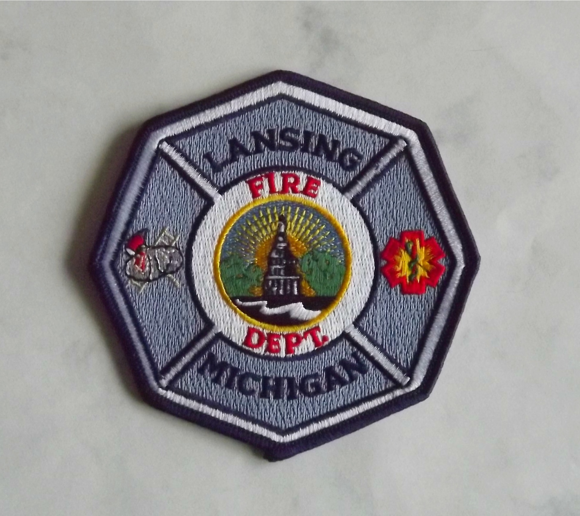 Lansing Michigan Fire Dept.