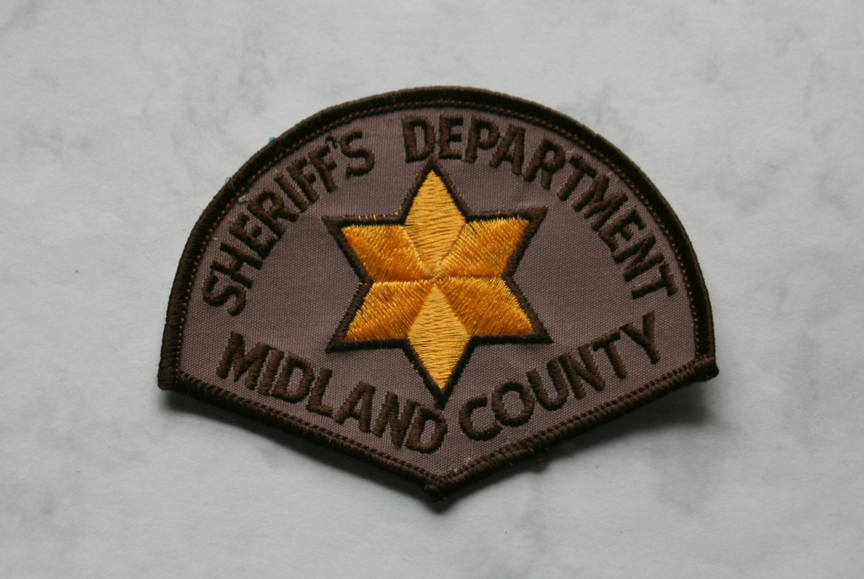 Midland Co. Mi Sheriff