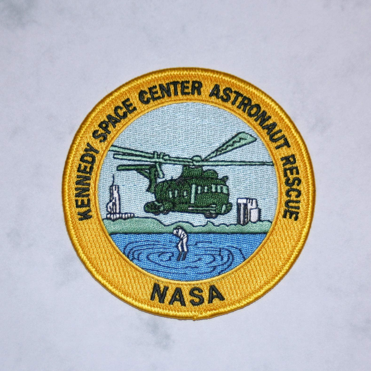 NASA Astronaut Rescue