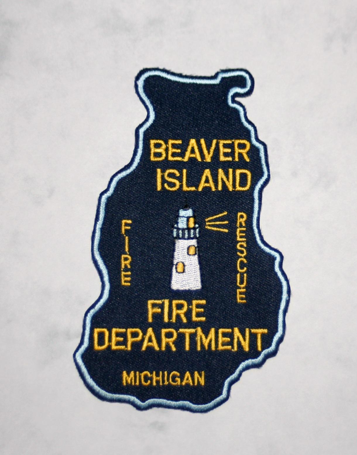Beaver Island Michigan Fire