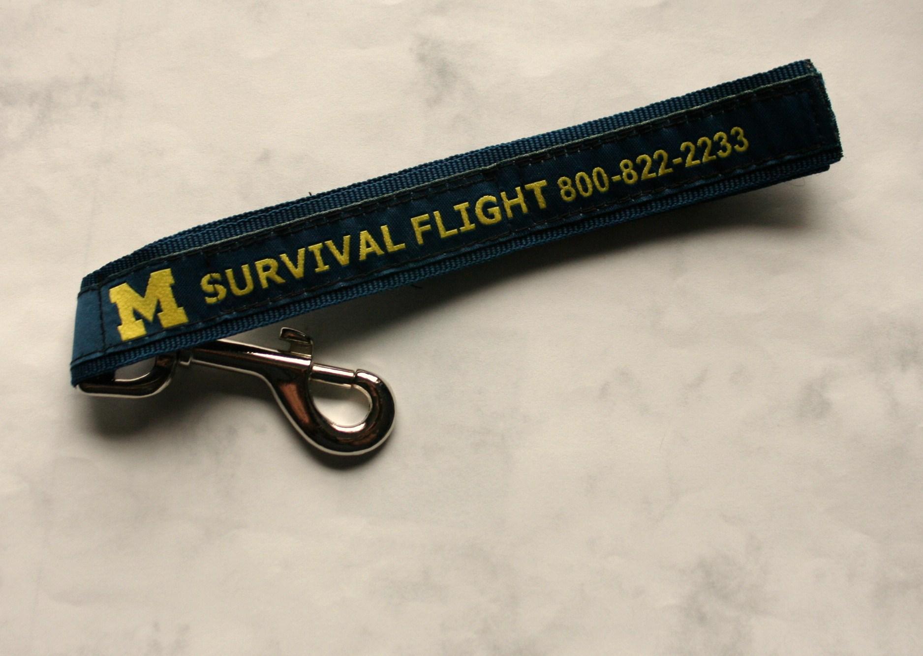 Survival Flight Key chain