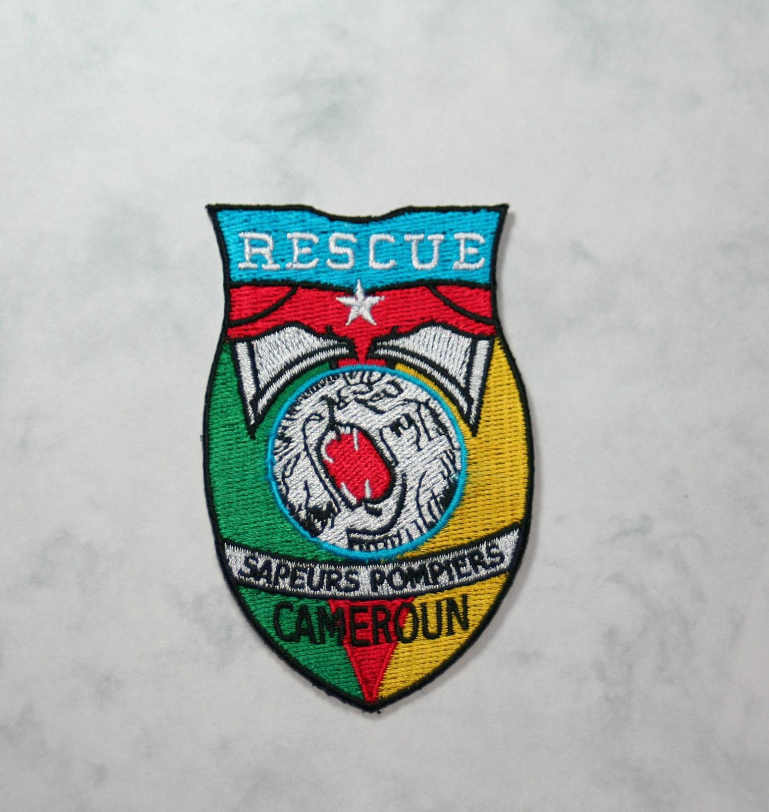 Cameroun Fire Brigade Rescue
