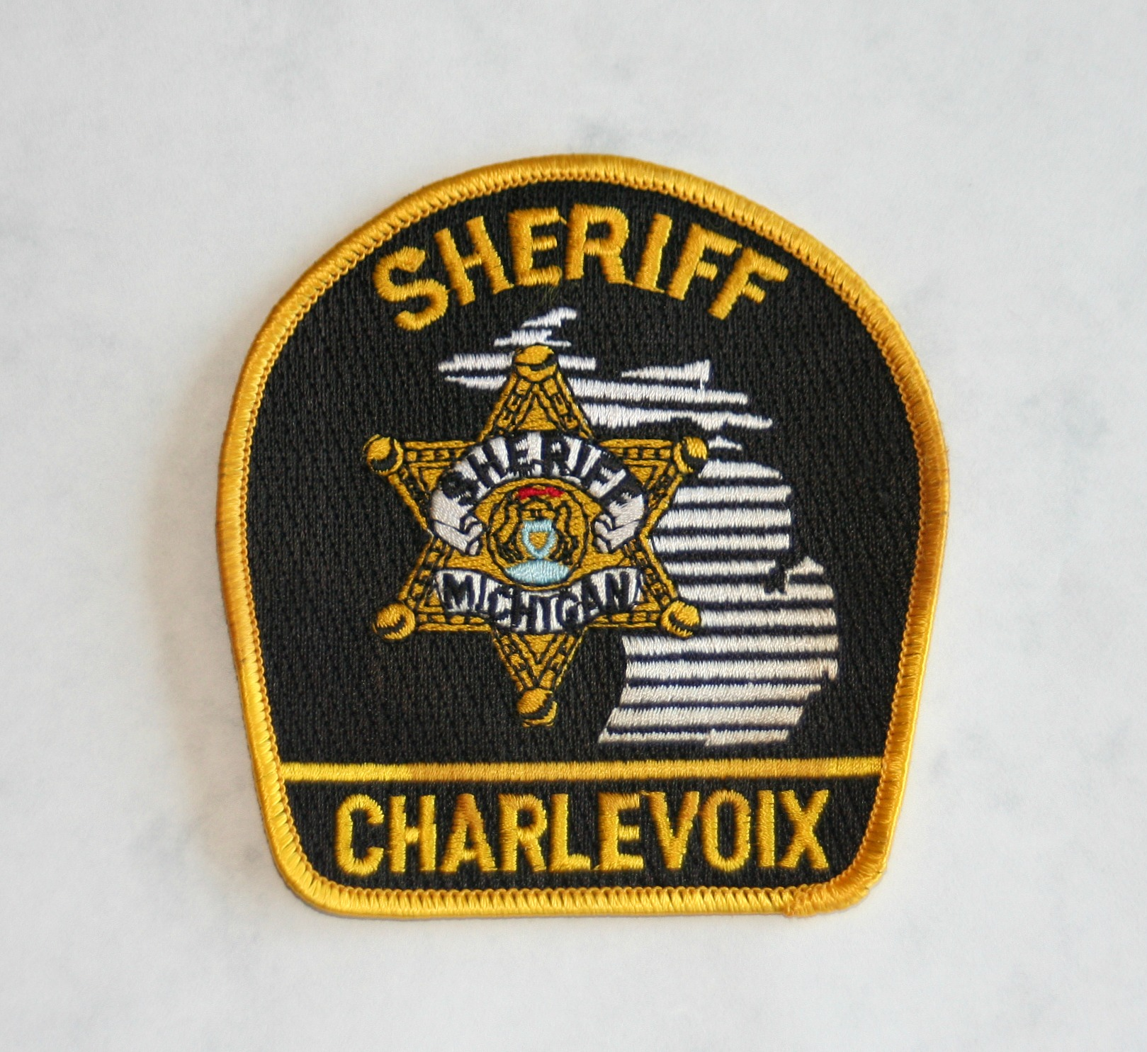 Charlevoix County Mi. Sheriff